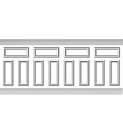 WPK08X20AS-01_150 Wainscot Paneling Trim Kits