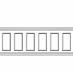 WPK12X24AS-01 Wainscot Paneling Trim Kits