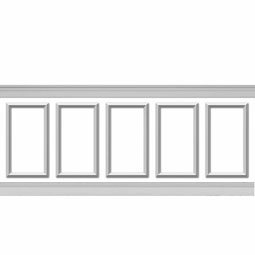 WPK16X28AS-01 Wainscot Paneling Trim Kits