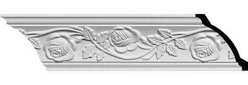 MLD03X03X05BU Crown, Cove & Cornice Moulding