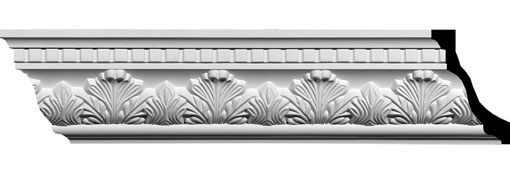 MLD04X03X05DE Ornate Crown Moulding