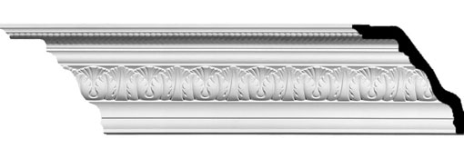 MLD06X05X08TI Ornate Crown Moulding