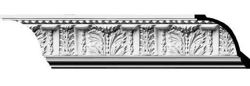 MLD04X05X06WA Simple Crown Molding