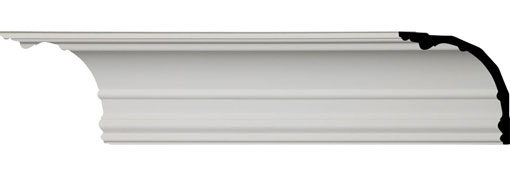 MLD06X07X09FO Crown Moulding, Cove Moulding