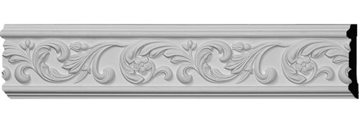 CHA05X01AN Chair Rail & Friezes