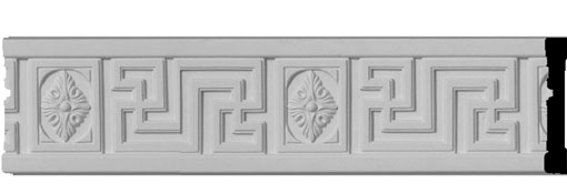 CHA04X00NS Chair Rail & Friezes