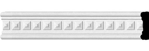 CHA01X00SW Chair Rail & Friezes