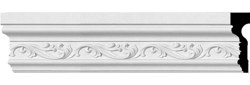 CHA04X01TN Chair Rail & Friezes