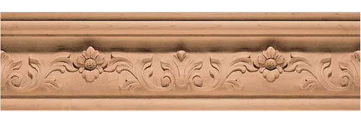 MLD-FB9-12 Crown Moulding, Cove Moulding