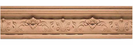 MLD-FC9-12 Crown Moulding, Cove Moulding