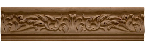 MLD-BR6 Crown Moulding, Cove Moulding