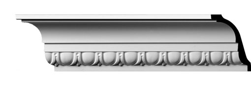 MLD06X03X07EG Ornate Crown Moulding
