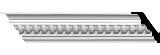 MLD02X02X04HE Traditional Crown Moulding