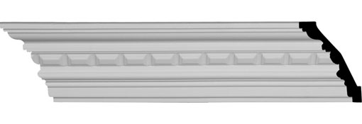 MLD05X04X07BL Traditional Crown Moulding
