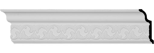 MLD06X02X06RI Traditional Crown Moulding