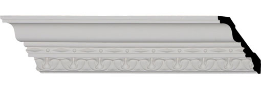 MLD04X03X05LS Traditional Crown Moulding