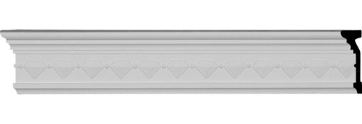 MLD03X01X03FN Traditional Crown Moulding