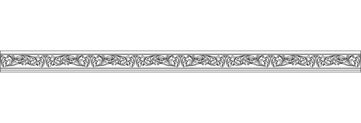 MLDC-BR6 Crown Moulding, Cove Moulding