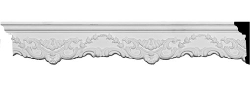 CHA04X01EM Chair Rail & Friezes