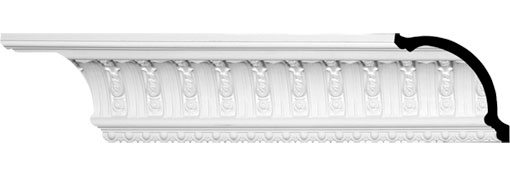 MLD07X09X11RA Large Crown Moulding - Foam Crown Moulding