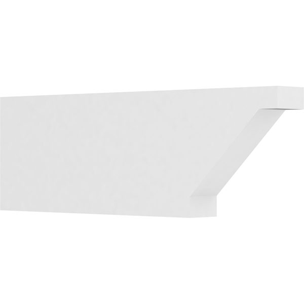 Burlington Architectural Grade PVC Rafter Tail