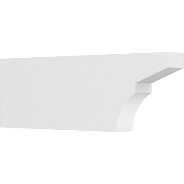 Monterey Architectural Grade PVC Rafter Tail