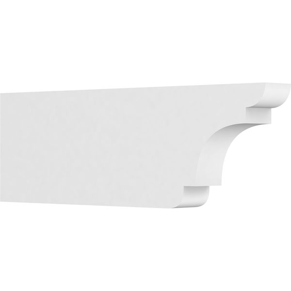 New Brighton Architectural Grade PVC Rafter Tail