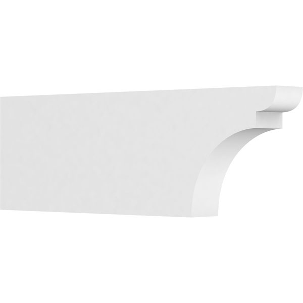Yorktown Architectural Grade PVC Rafter Tail