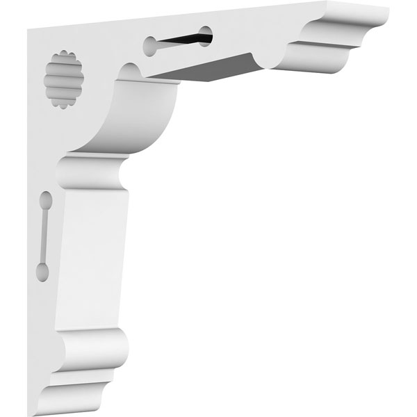 Cena Architectural Grade PVC Gingerbread Bracket