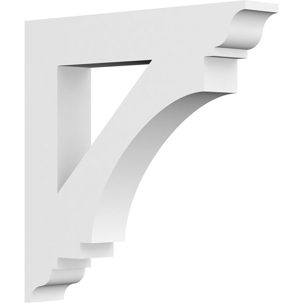 Imperial Architectural Grade PVC Bracket