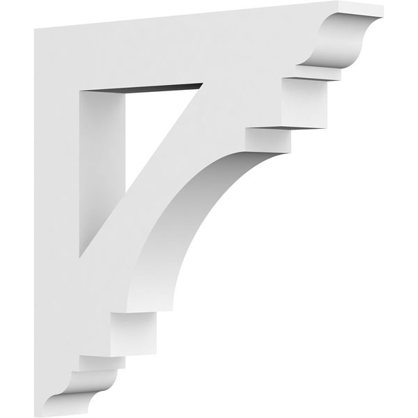 Merced Architectural Grade PVC Bracket