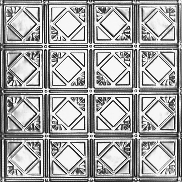 "207 Plate Pattern with a 6"" Repeat"