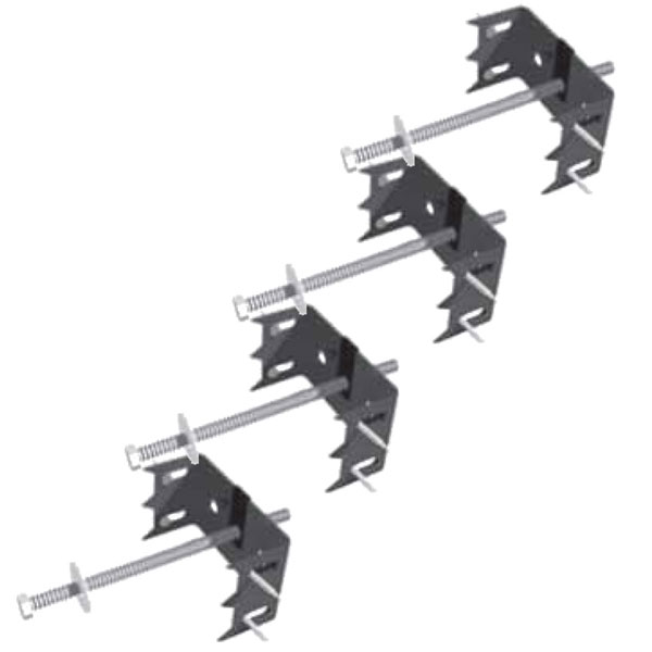 "12"" Rail Installation Kit (Connects both ends of one 12"" Rail to applications)"