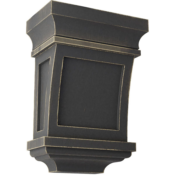 Santa Fe Wood Vintage Decor Corbel