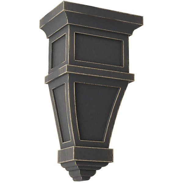 Alpine Wood Vintage Decor Corbel