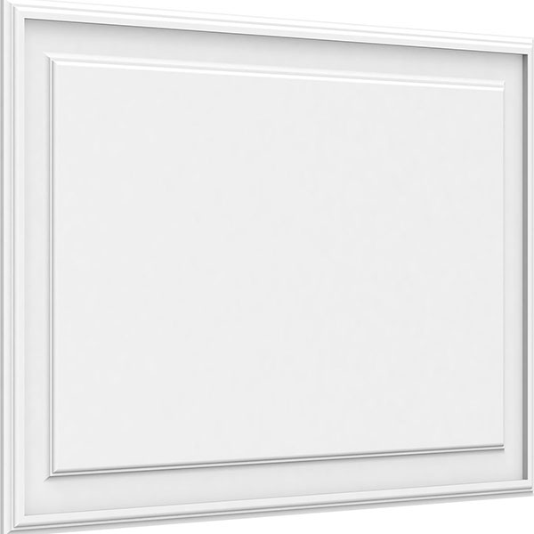 40-Inch x 26-Inch x 5/8-Inch P Legacy Raised Panel Decorative Wall Panel