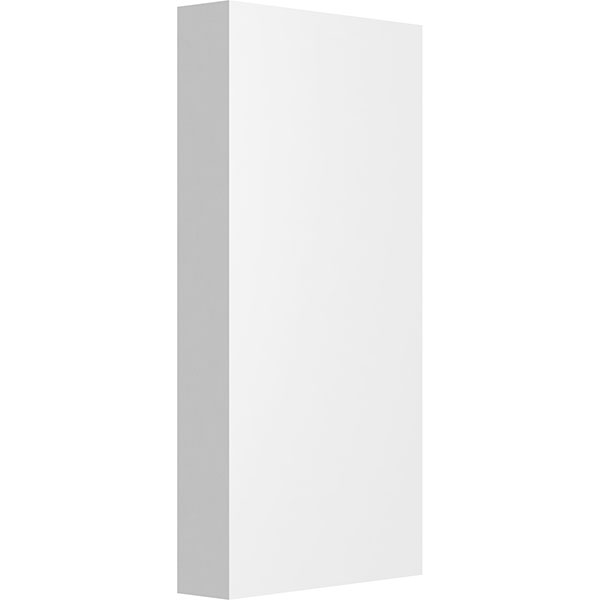 Standard Foster Plinth Block with Square Edge