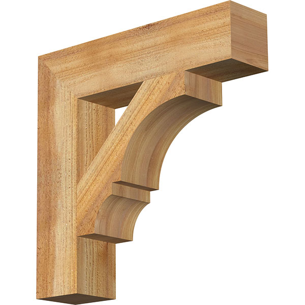 Balboa Block Rough Sawn Bracket