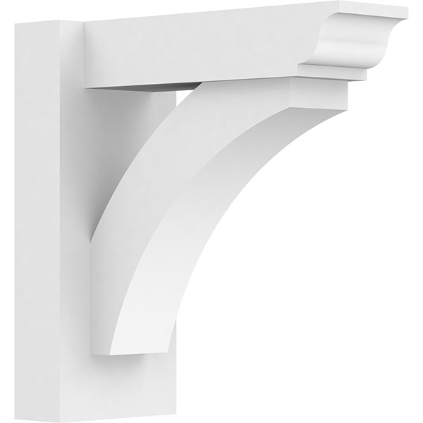 Thorton Architectural Grade PVC Outlooker with Traditional Ends