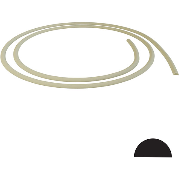 HR001 - Half Round Flexible Moulding