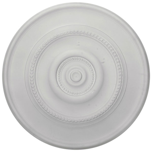 "30""OD x 2 1/4""P Dylar Ceiling Medallion (Fits Canopies up to 6 1/4"")"