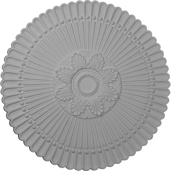 "30""OD x 1 1/4""P Nexus Ceiling Medallion (Fits Canopies up to 2 3/4"")"