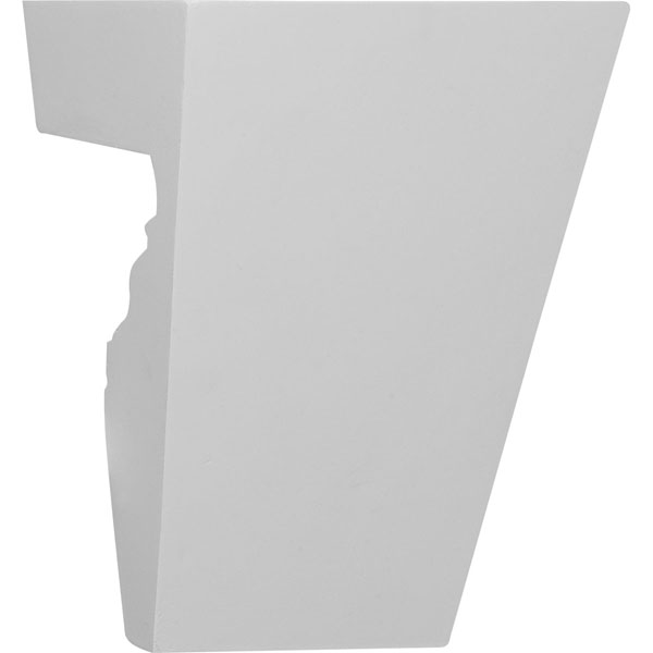 "5 3/4""W x 6 3/4""H x 4""P, Traditional Keystone for use with CRH07X"