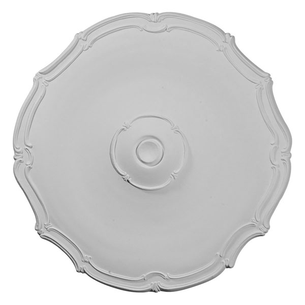 "18 7/8""OD x 1 1/2""P Pompeii Ceiling Medallion (Fits Canopies up to 2"")"