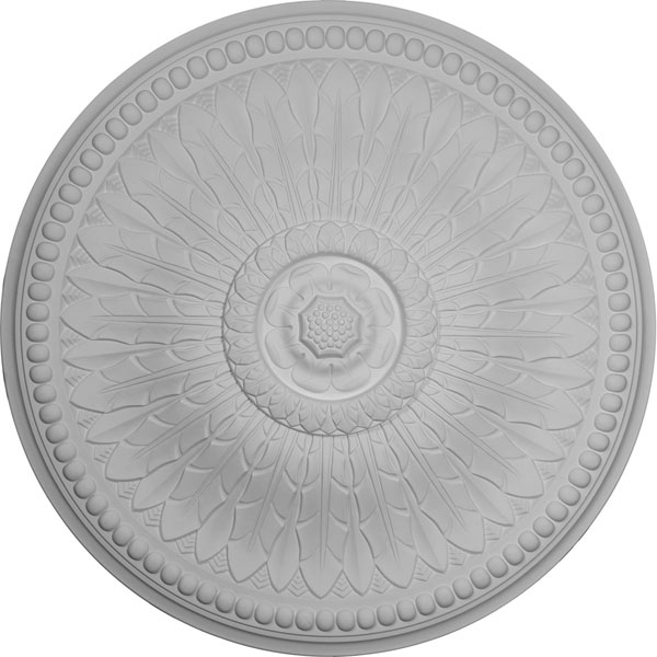 "42 1/2""OD x 4 5/8""P Springtime Ceiling Medallion (Fits Canopies up to 9 3/8"")"