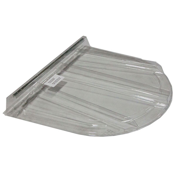"2062 Polycarbonate Cover 45 1/2""W x 42 3/4""D (Supports up to 500lbs)"