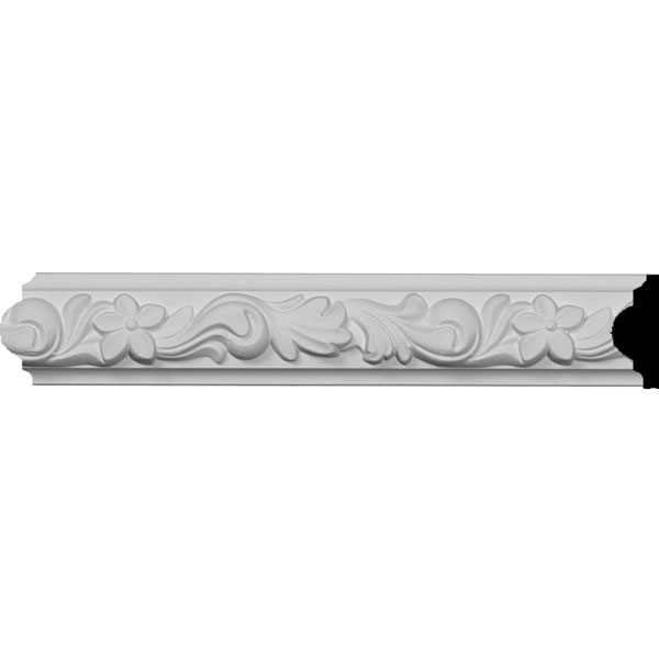 "1 7/8""H x 3/4""P x 94 1/2""L, (7 1/4"" Repeat), Artis Panel Moulding"