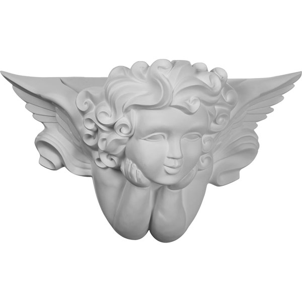 "23 5/8""W  x 14 1/8""H x 9 1/2""P Angel Wall Sconce"