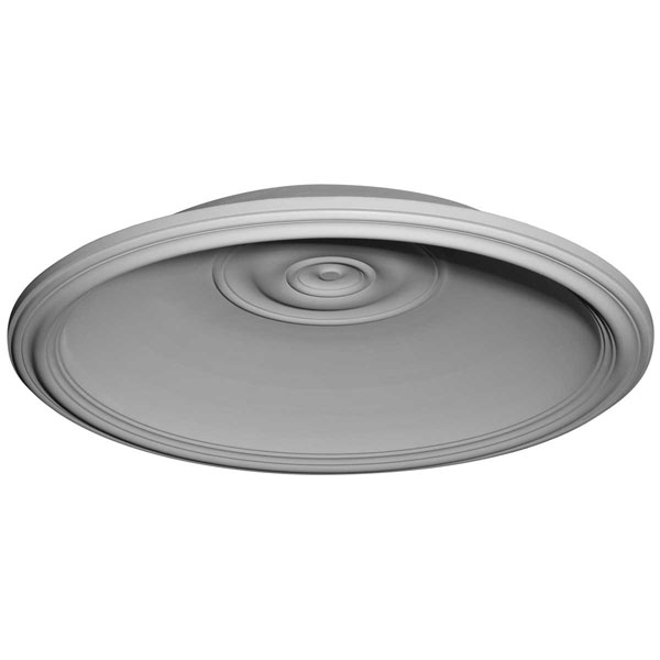 "36 5/8""OD x 32 5/8""ID x 6 1/2""D Traditional Recessed Mount Ceiling Dome (32 5/8""Diameter x 6""D Rough Opening)"