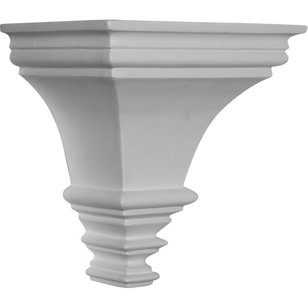 "7 1/8""W x 5 1/8""D x 7 1/2""H Traditional Sconce Corbel"